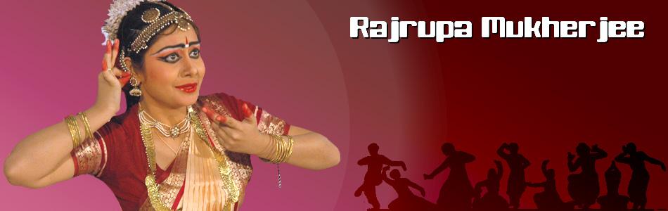 Rajrupa Mukherjee   Bharatanatyam Dancer in India